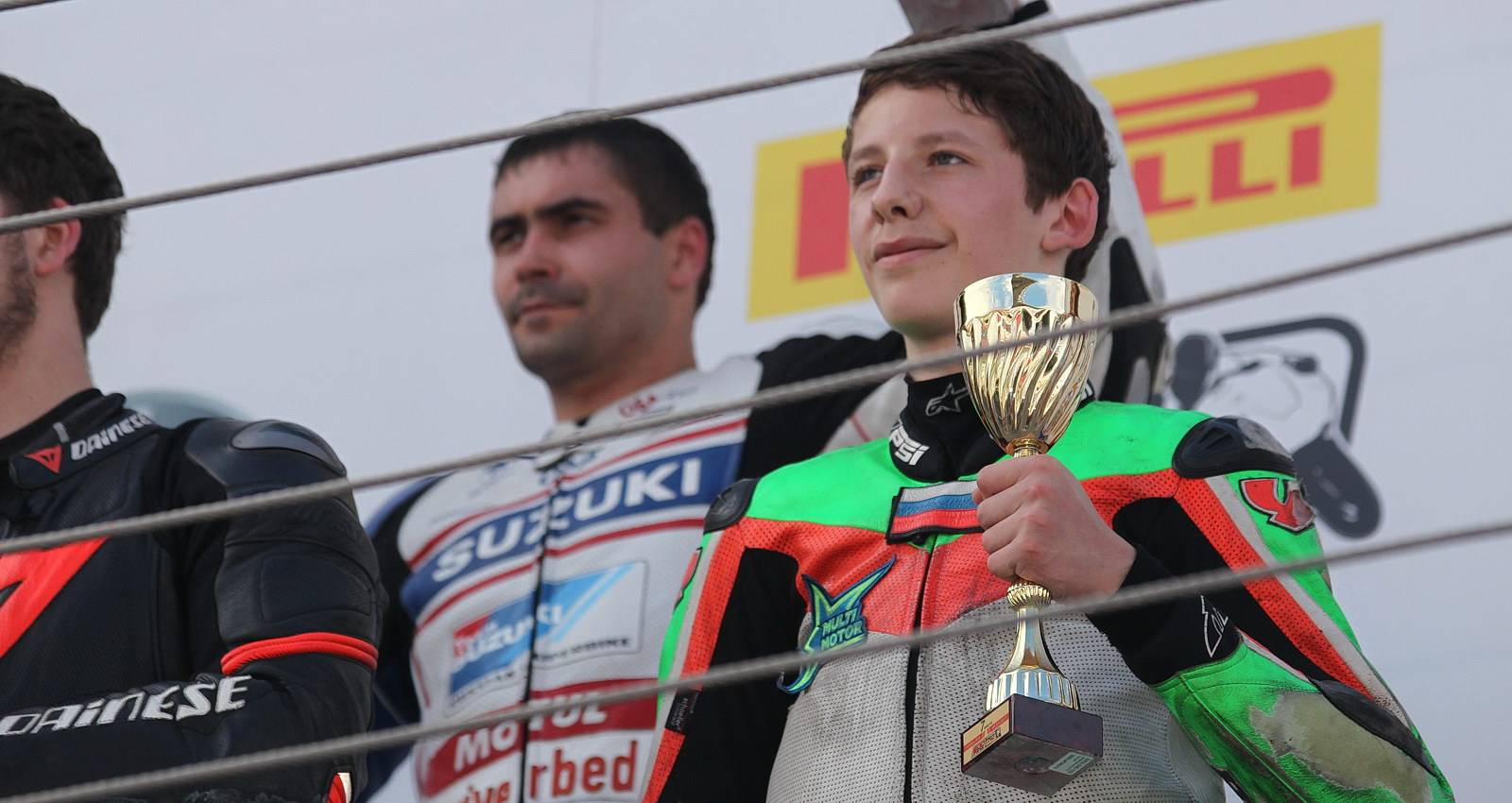 Петр Акимов снова в TOP-7