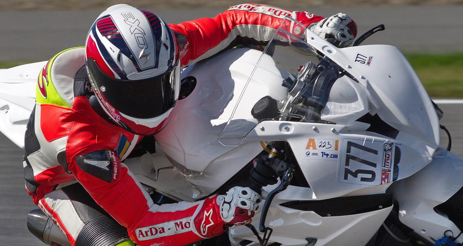 Сергей Сидоров из Украины усилил Байк Промоушен Спорт в финале на Moscow Raceway