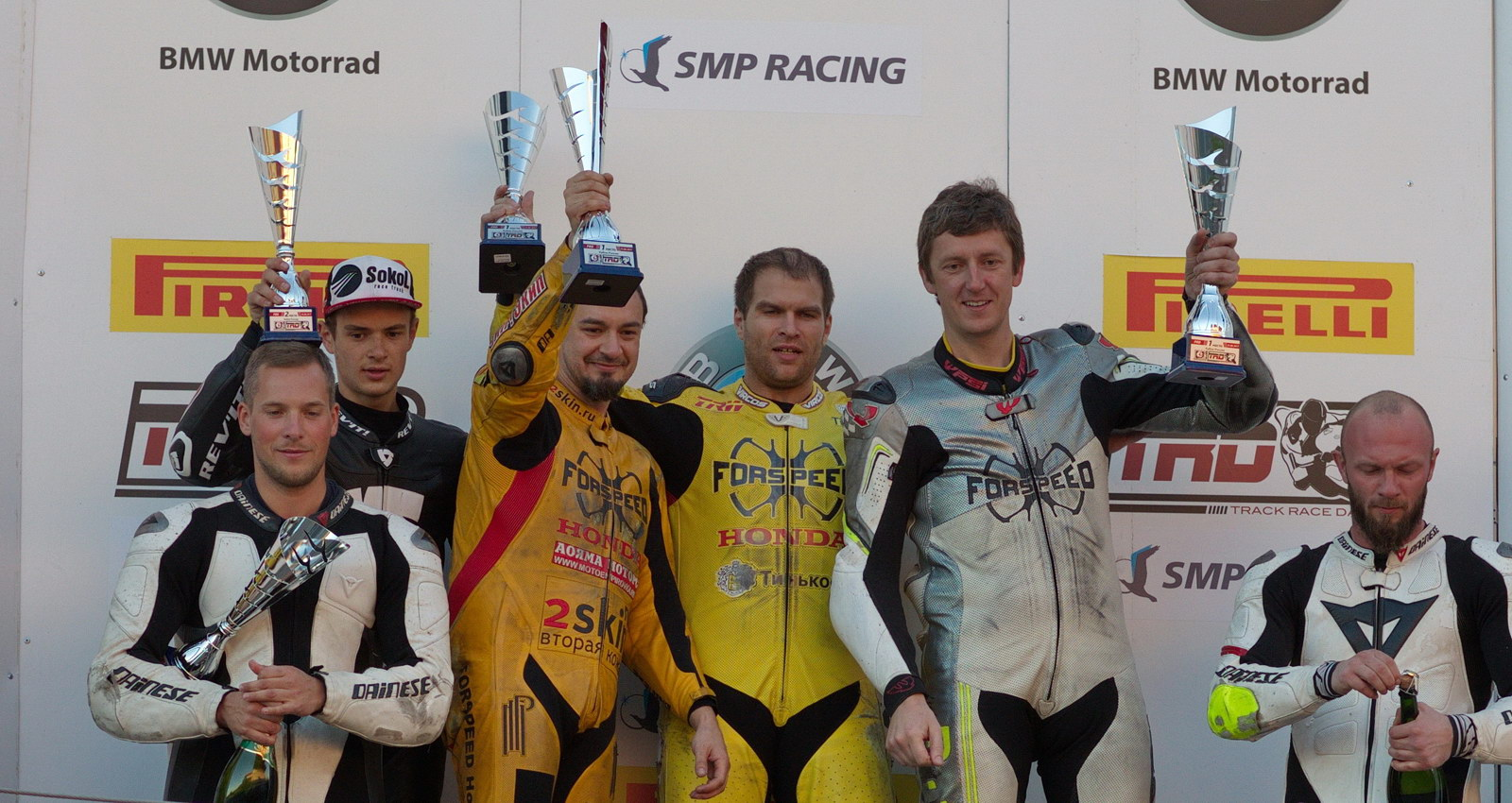 FORSPEED Honda - обладатель Кубка России в классе 3H Pro