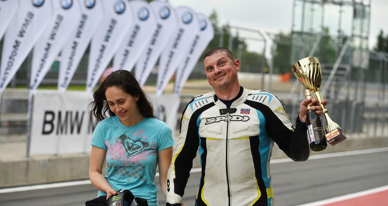 Дмитрий Андреев: теперь все зависит только от меня!