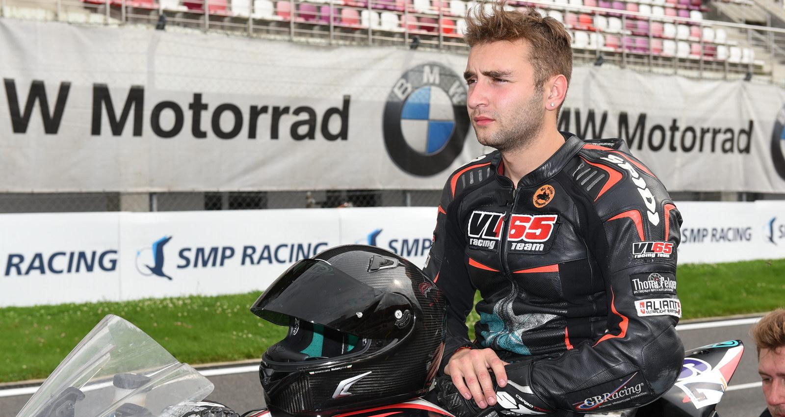 Дмитрий Седин - быстрейший в этой гонке после Иванова