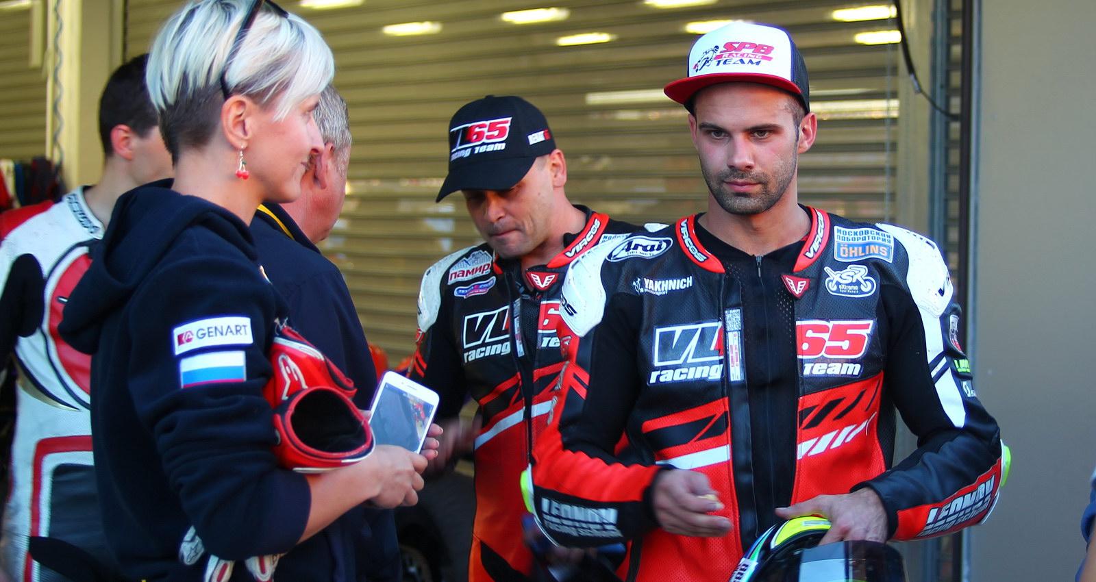 Владимир Леонов, VL65 Racing Team