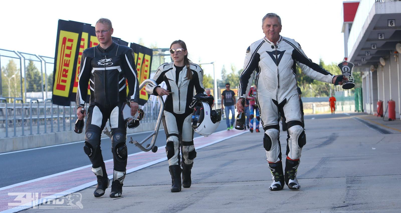 Команда Motorradhof досрочно стала чемпионом TRD Endurance в классе PRO