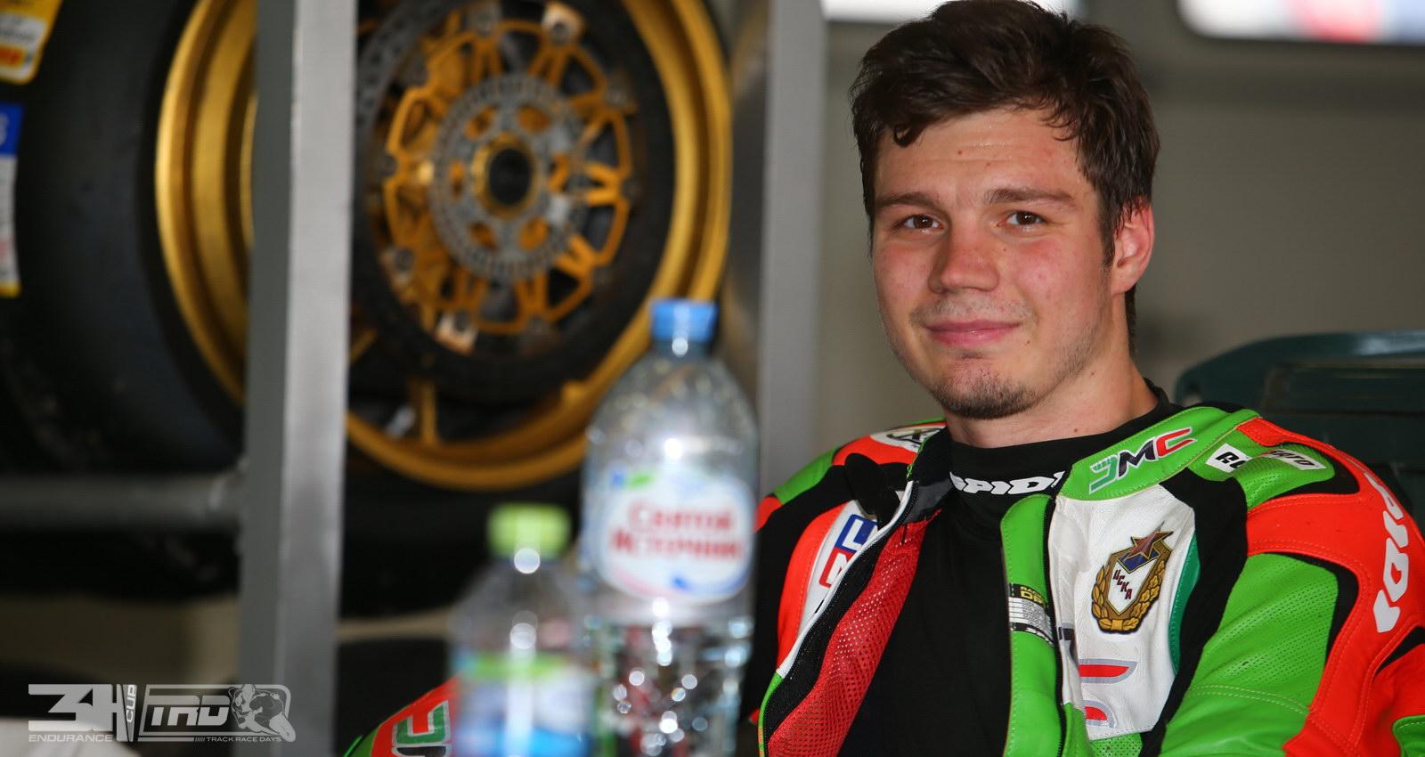 Алексей Иванов возглавил команду Mixed Team в этой гонке